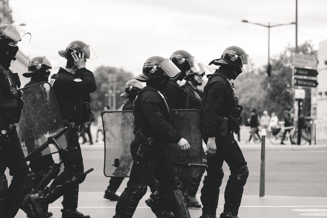 En modern antivåldsrörelse